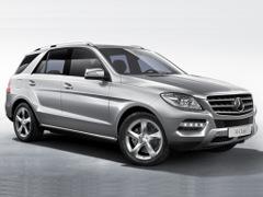Mercedes Benz M-Klasse